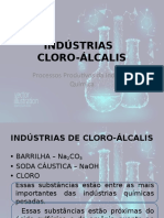 INDÚSTRIAS cloro alcalis