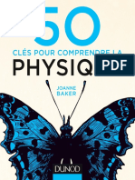 50 Clés Pour Comprendre La Physique - Dunod