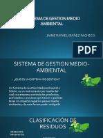 SISTEMA DE GESTION MEDIO AMBIENTAL