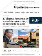 El oligarca Petro_ una de sus mansiones en exclusivo condominio en Chia - El Expediente.pdf