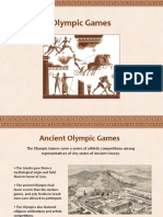 Olympic Games Demo