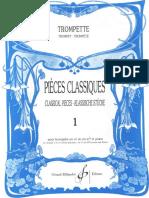 Pieces Classiques Trompette 1.pdf