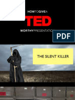 HOW TO GIVE A WORTHY PRESENTATION