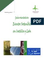 Manual eventos sostenibles presentación - Jesús Díez_tcm30-168692