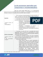 4.2 Governança de processos operados por outras partes