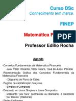 1+-+Matematica+Financeira+-Transparencias+-+profº+Edilio+Rocha