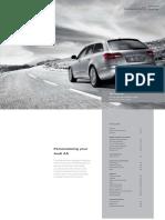 A6 Brochure- November 09
