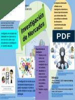 Infografia, Investigación de Mercados