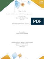 Unidad 1 Paso 2 - Construir el plan de marketing relacional act individual.docx