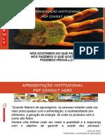Apresentação PGP AGRO_CARTILHA 2020