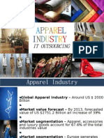 Outsourcing in Apparel Industry