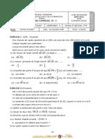 Devoir de Contrôle N°1 - Math - 3ème Mathématiques (2011-2012) Mr BEN BRAHIM KHALED (2)