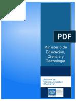 Formato - Informe de Gestion
