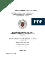 [2004] TESIS, Mayo Torne, Julia Del Carmen_ Industria Preshispánica de Conchas Marinas en Gran Cocle, Panamá.pdf