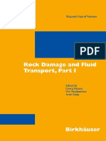 Dresen, G[1]., Stephansson, O. and Zang, A. - Rock Damage and Fluid Transport, Part I