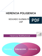 HERENCIA POLIGENICA