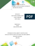 Unidad 2 Fase 3 - Daniela Romero - Conocer las fuentes de energía y sistemas de mecanización agrícola-