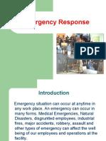 HSE-BMS-002 Emergency Response