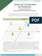 2.1 Plano Cartesiano. Representación de Puntos en el Plano..pdf