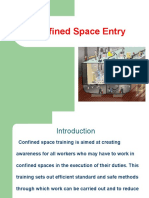 HSE-BMS-012 Confined Space Entry
