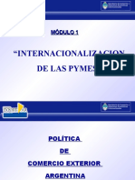 Int. de Las Pymes