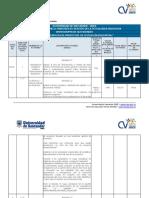 CRONOGRAMA GERENCIA DE PROYECTOS
