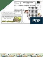 4.ª Avaliação Bimestral de Ciências - 9.º Ano - 2019.doc