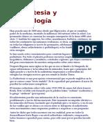 Radiestesia y Geobiología