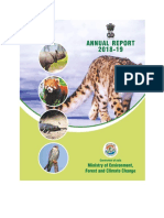 Animal Welfare Division  Annual Report of 2018-19