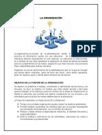 INFORME IMPORTANCIAS DE LAS FUNCIONES