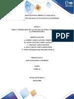 trabajo colaborativo grupo212065_32 TAREA 2 Sustancias puras y primera ley de la termodinámica