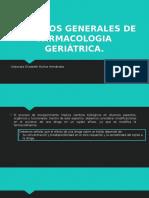 ASPECTOS GENERALES DE FARMA EN ENVEJECIMIENTO