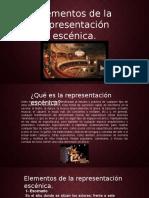 Elementos de la representación escénica..pptx