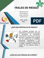 CENTRALES DE RIESGO LECTURA