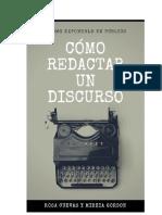Cómo redactar un discurso para exponer en público.pdf