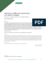 Dialnet-MediosDeComunicacionYEducacionOUnaRelacionCompleja-6972268