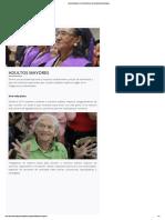 Adultos Mayores _ Presidencia de la República Dominicana