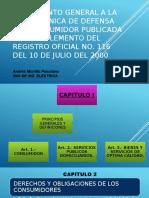 REGLAMENTO GENERAL A LA LEY ORGANICA DE DEFENSA AL CONSUMIDOR 2