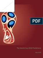 0531 - World Cup 2018 - Analytical Preview