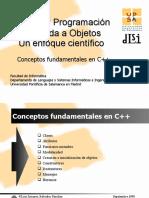 Conceptos Fundamentales en C++