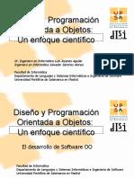 El Desarrollo de Software Orientado a Objetos