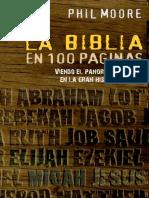 La Biblia en 100 Páginas - Phil Moore