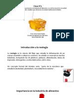 Clase N° 5 Introducción Reología.pdf