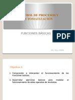 Control de Procesos y Automatización_Funciones Básicas