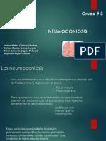 Presentación Neumoconiosis