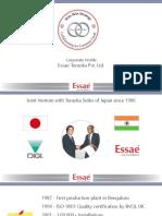 essae-corporate-brochure.TXT