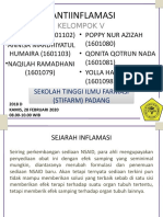 Anti Inflamasi_Kelompok 5_2018D