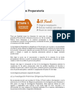 Etapas del proceso penal Peru