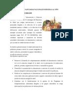 Estrategias Sanitarias Nacionales Dirigidas Al Niño
