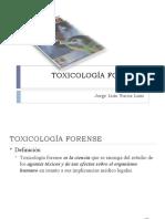 06 - Toxicologia Forense